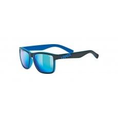 okuliare UVEX LGL 39 čierno / modré