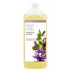 mýdlo tekuté SODASAN levandule-oliva 1000ml