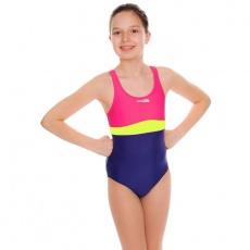 Aqua-speed Junior Emily swimsuit pink-purple