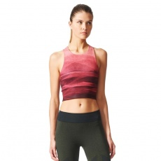 Adidas Crop Graph W BQ5854 training shirt