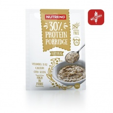 kaša Nutrend Protein Porridge 5x50g natural