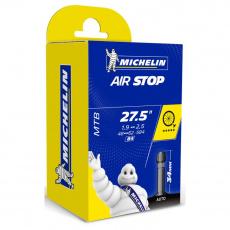 "duše MICHELIN AIR STOP 27.5""x1.90/2.7 (48 / 62-584) AV / 34mm"