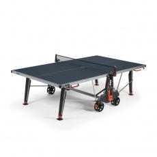 Cornilleau 500X outdoor tennis table blue