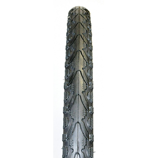 plášť KENDA Khan základní 700x38C (K-935) 622-40 černá s reflexním proužkem