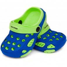 Aqua-speed Lido Jr slippers, col 01