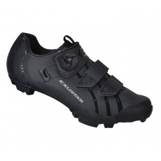 boty MTB EXUSTAR SM3010 černé