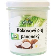 kokosový olej panenský BIO BIOLINIE 240g