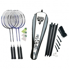 Badminton racket Talbot 4-Fighter set