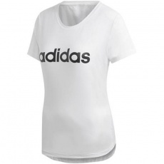 Adidas W D2M Logo Tee W DU2080