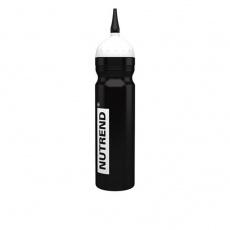 fľaša Nutrend 1L čierna
