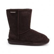 BearPaw Emma Youth Jr 708YChocolateII Shoes