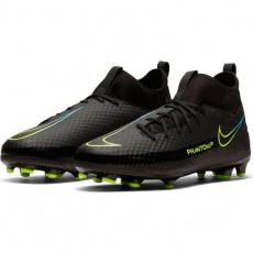 Nike Phantom GT Academy DF FG / MG Jr CW6694-090 football shoes