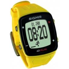 Pulzmeter Sigma ID.run žltý