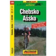 mapa cyklo Chebsko,Ašsko,120