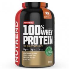 100% Whey Protein 2,25 kg NEW karamelové latté + Šejker ZADARMO