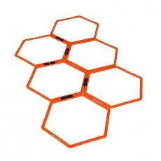 Combined coordination wheels Hexa hoops 6 pcs.