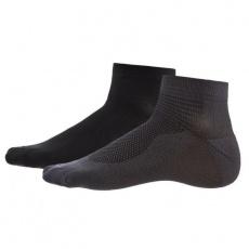 Asics 2PPK Ultra Lightweight Quarter Sock 3013A268-001