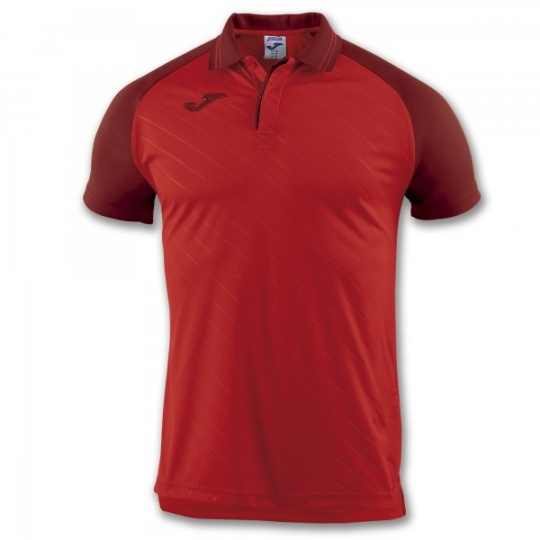 POLO TORNEO II RED S/S