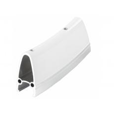 """ráfik 28 """"/ 622 32d. CNC výška 40mm double biely"""