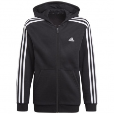 Adidas Essentials 3S Full-zip Hoodie Jr GQ8900
