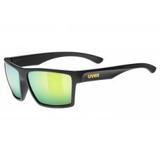 okuliare UVEX LGL 29 čierno / žlté