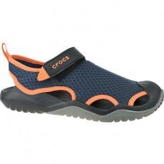 Crocs M Swiftwater Mesh Deck Sandal 205289-4V9 námornícka modrá 46/47