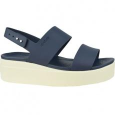 Crocs Brooklyn Low Wedge 206453-46K námornícka modrá 37/38