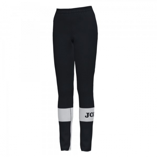 CREW IV LONG PANTS BLACK-WHITE