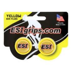 zátky riadidiel ESI žlté