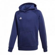 Adidas Core 18 Hoody Junior CV3430 football sweatshirt