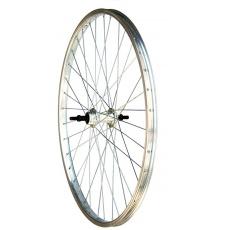 """zapletené koleso 26 """"zadné Zinok Al lož./ MACH1 110 36děr"""
