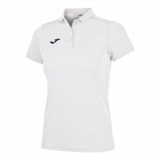 HOBBY WOMEN POLO SHIRT WHITE S/S