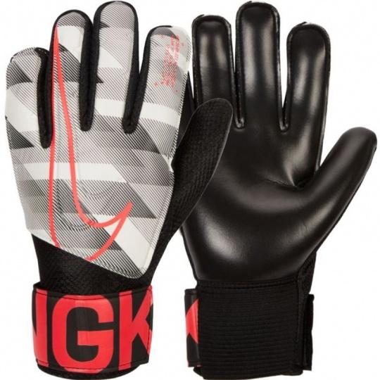Goalkeeper gloves Nike JR Match GK CQ4639-100 3