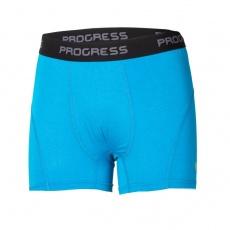 boxerky Progress E SKN modré