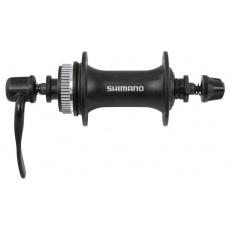 náboj disc SHIMANO Acera HB-M3050B 32d přední Center Lock černý v krabičce