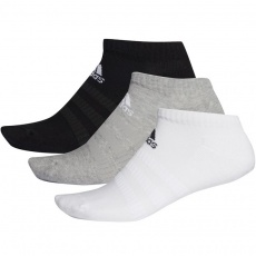 Adidas Cushioned Low 3PP DZ9383 socks