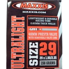 """duša MAXXIS Ultralight 29 """"x1.90-2.35 (50 / 60-622) FV / 48mm"""
