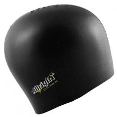 Allright swimming cap, silicone, black
