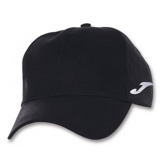 CAP COTTON BLACK