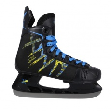 NH2206 S ČIERNE hokejové korčule NILS EXTREME