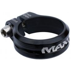 sedlová objímka max1 Race 31,8 mm imbus čierna