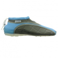 Aqua-Speed Jr. neoprene beach shoes blue-gray