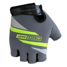 rukavice detské Poledník ACTIVE BABY šedej