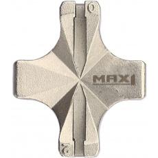 centrovací kľúč max1