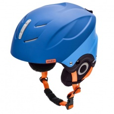Meteor Lumi ski helmet navy / blue 24867-24869