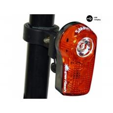 blikačka zadná SMART 317 0.5W RED LED USB