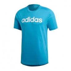 Adidas D2M Climacool Logo Tee T-shirt M DT3043