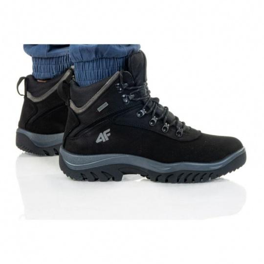 Shoes 4F M H4Z20-OBMH205 Black