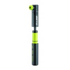 hustilka BETO CRH-015P dvojcestná plastová čierno-zelená