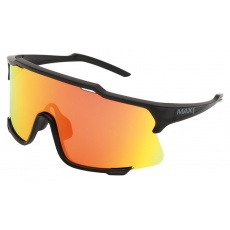 brýle MAX1 Hunter černo/červené